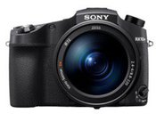 """Sony RX10 IV SLR Camera Kit, Megapixel 20.1 MP, Optical zoom 25 x, Image stabilizer, ISO 12800, Display diagonal 3.0 """", Wi-Fi, Video recording, 0.03m - ∞, Frame rate 960 fps, Exmor RS CMOS, Black"""