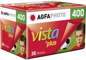 Fotojuosta Agfaphoto Vista 400/135/36 kadrai