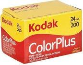 Fotojuostelė Kodak Color plus DB 200/24