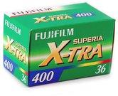 Fotojuosta Fujifilm Superia X-tra 400/135/36 kadrai