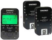 TTL radijo siųstuvas + 2 imtuvai Yongnuo YN-622C KIT2