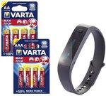 Varta Max Tech Batteriepaket inkl. Activity Tracker