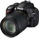 Veidrodinis fotoaparatas NIKON D3200 + 18-105mm VR (expo)