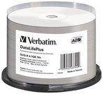 1x50 Verbatim DVD-R 4,7GB 16x wide printable NON-ID