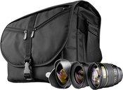 walimex pro Lens Set Canon