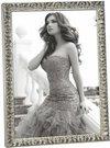 ZEP Varna 1 silver 13x18 Wood Portrait Frame LU6257