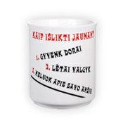 Elegantiškas puodelis (250 ml)