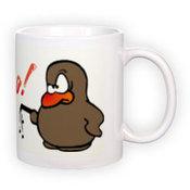 Tamsoje šviečiantis puodelis (300 ml)