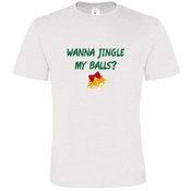 Vyriški marškinėliai su fotofabriko logotipu, balti