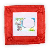 Pagalvėlė su nuotrauka (35 x 35cm., raudona)