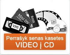 Video perrašymas