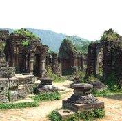 My Son šventyklų griuvėsiai