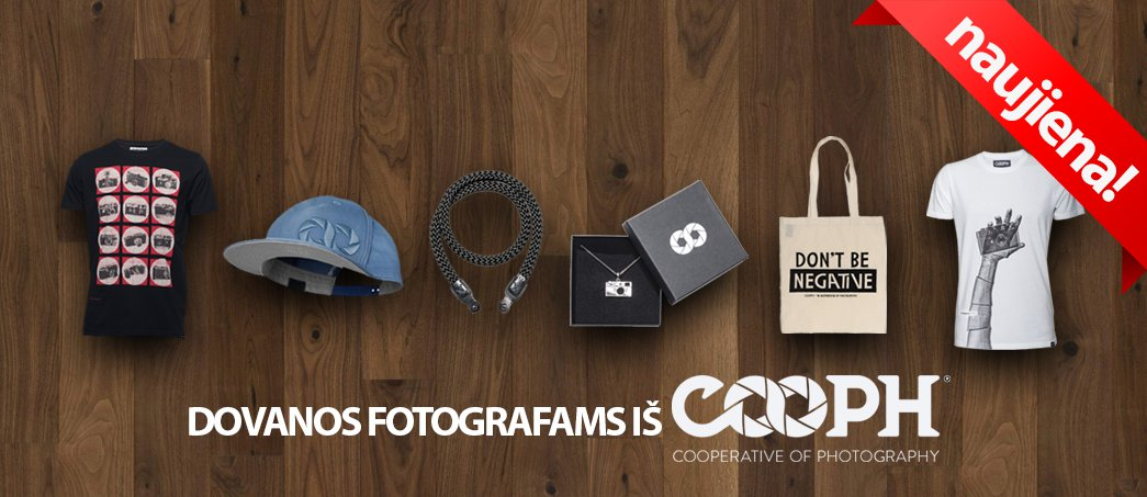 Dovanos fotografui