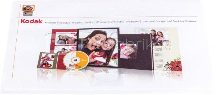 1x500 Kodak Kiosk Picture Bags 15x20 + CD-Slot