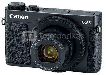 canon powershot g9 x mark ii skaitmeniniai fotoaparatai. Black Bedroom Furniture Sets. Home Design Ideas