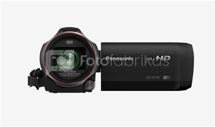 Panasonic hc v770 black парогенератор металнова
