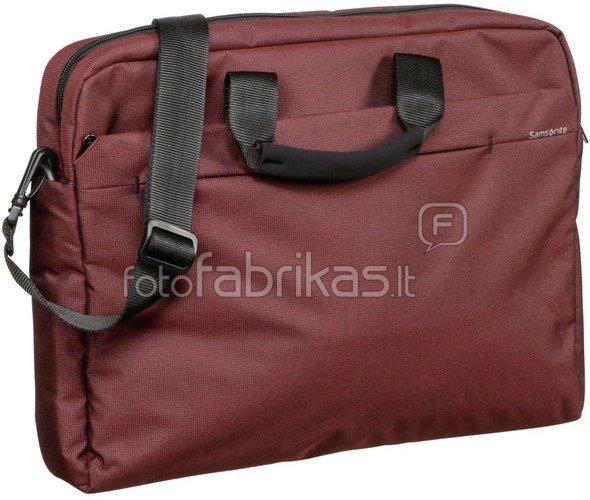 b7a10800b4 Samsonite Network 2 Laptop Bag 17.3 Ionic Red - Krepšiai - Dėklai ir ...