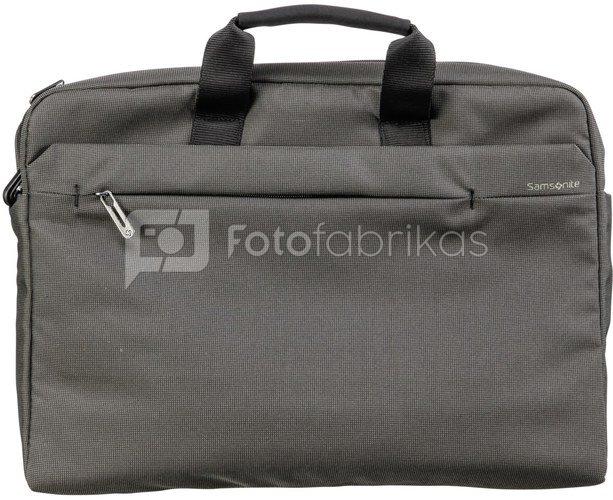 55a1352fa2 Samsonite Network 2 Laptop Bag 17.3 Iron Grey - Krepšiai - Dėklai ir ...