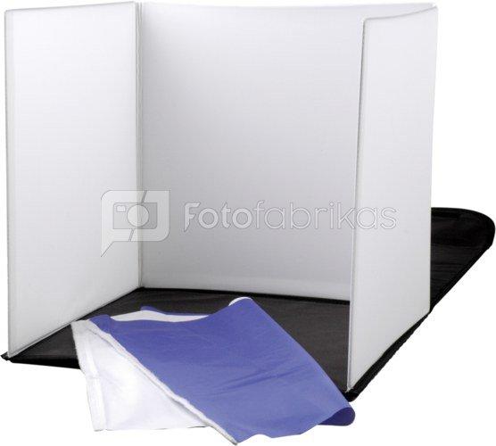 50x50x50 Cm Aufnahmetische & Lichtwürfel Foto & Camcorder Walimex Ministudio