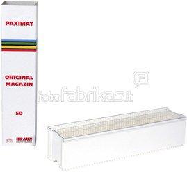 Braun Paximat Magazin 50 white