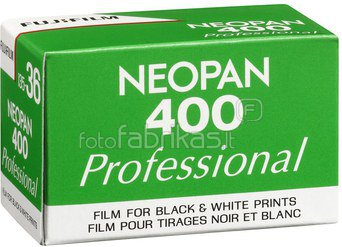 1 Fujifilm Neopan 400 135/36