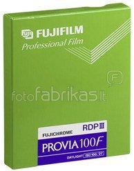 Fujifilm Provia 100 F 4x5 New