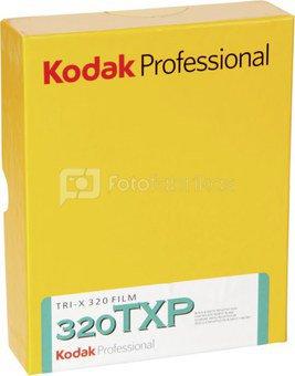 Fotojuosta Kodak Tri-X 320 4x5 50 vnt.