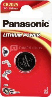 Panasonic CR 2025 Lithium Power