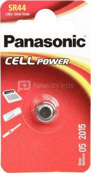 1x Panasonic SR-44 maitinimo elementai