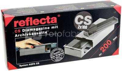 Reflecta CS Magazine 2x100