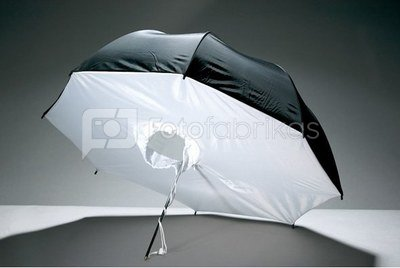 Godox 101cm Paraplu Box Wit/Zilver