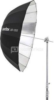 Godox 105cm Parabolic Umbrella Black&Silver