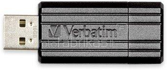 10x1 Verbatim Store n Go 16GB Pinstripe USB 2.0 black