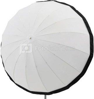 165cm Black and Silver Diffuser for Parabolic Umbrella