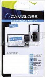 """Apsauginė plėvelė Camgloss Displaycover 3"""""""