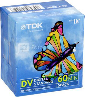 1x5 TDK DVM60