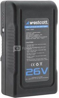 Westcott 26V Lithium Ion Battery