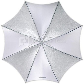"Westcott 32""/81cm Soft Silver Umbrella (MENZ)"