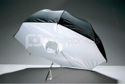 Godox 84cm Paraplu Box Wit/Zilver