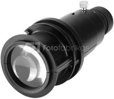 85mm Lens met Projection Attachment