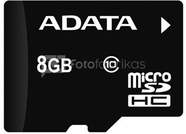 A-DATA 32GB microSDHC Card (Class 10) with 1 Adapter, retail