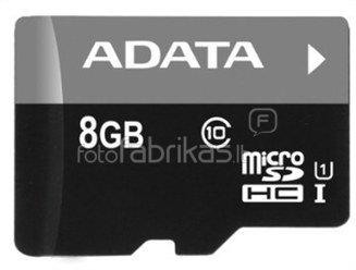 A-DATA 8GB microSDHC UHS-I Class 10