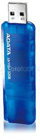 A-DATA DashDrive UV110 32GB Blue USB Flash Drive, Retail