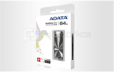 A-DATA Elite UE700 64GB Black USB 3.0 Flash Drive