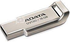 A-DATA FlashDrive UV130 16GB Champagne Golden USB 2.0 Flash Drive, Retail