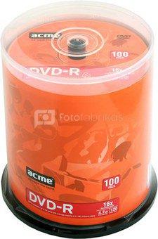 ACME DVD-R 4.7GB 16X 100pack cake box