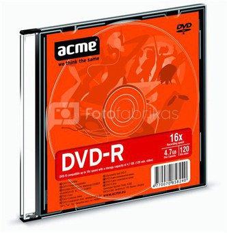 ACME DVD-R 4.7GB 16X slim box