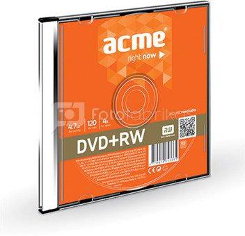 ACME DVD+RW 4.7GB 4X slim box