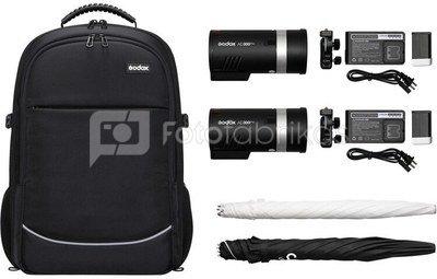 Godox AD300Pro 2 heads Kit