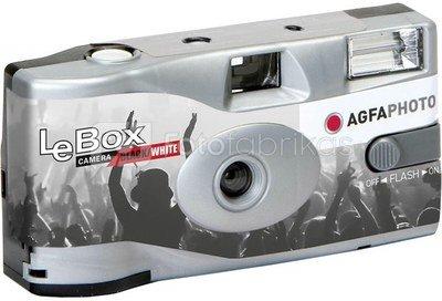 Agfa LeBox Flash Black & White 400/36